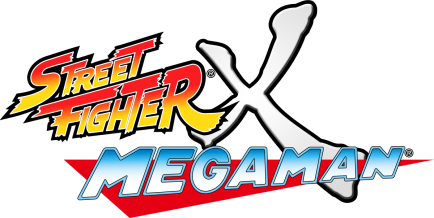Street fighter x png. Image mega man logo