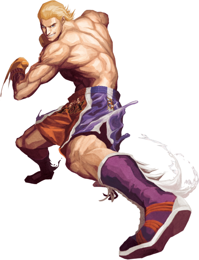Street fighter x png. Steve tekken fighting game