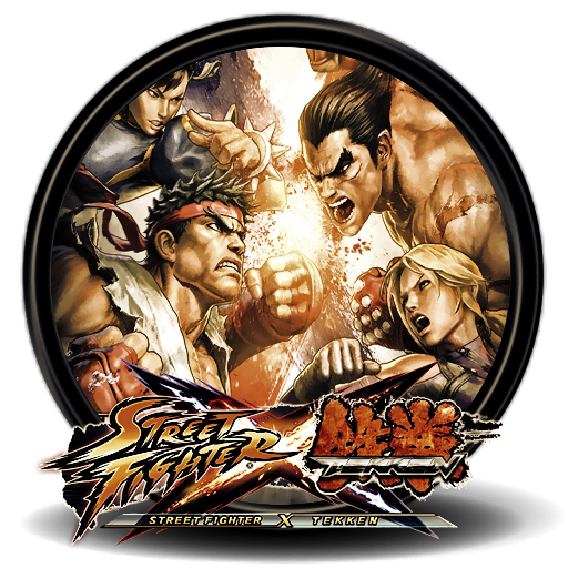 Street fighter x png. Tekken icon by sidyseven