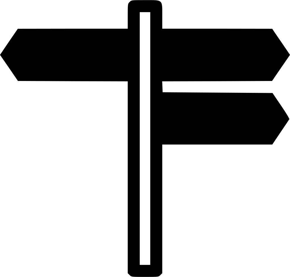 Street sing png. Signs svg icon free