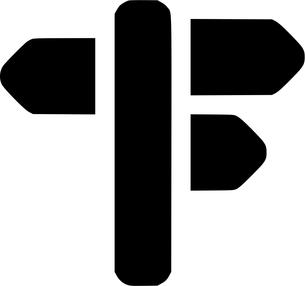 Street sign icon png. Svg free download onlinewebfonts