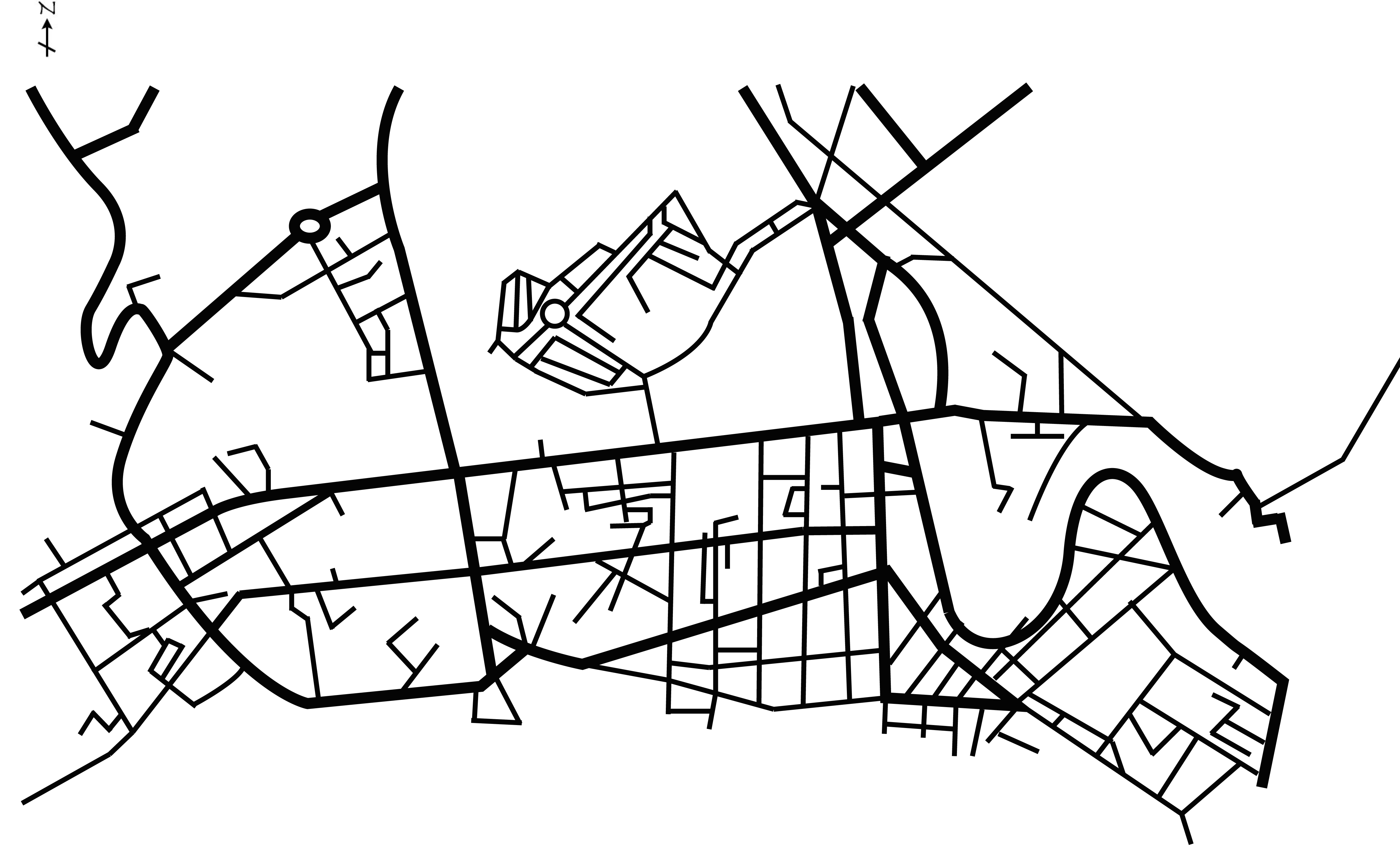 Growth drawing city. Png map transparent images