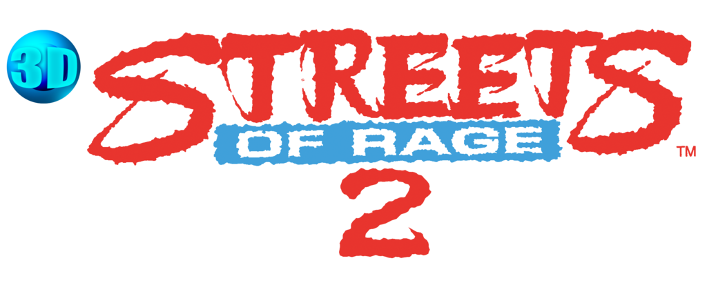 Streets of rage 2 logo png. Sega announces more games free library