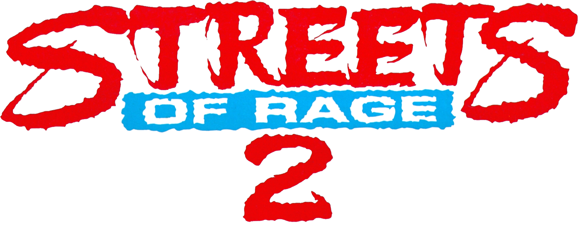 Streets of rage 2 logo png. Details launchbox games database
