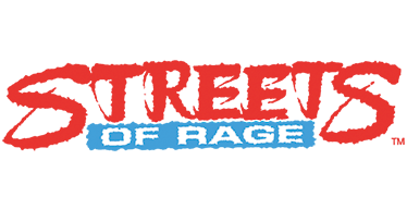 Streets of rage 2 logo png. Sega home page forever