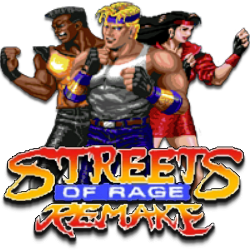Streets of rage png. Remake by pooterman on