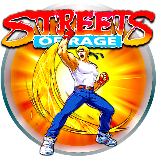 Streets of rage png. V by pooterman on