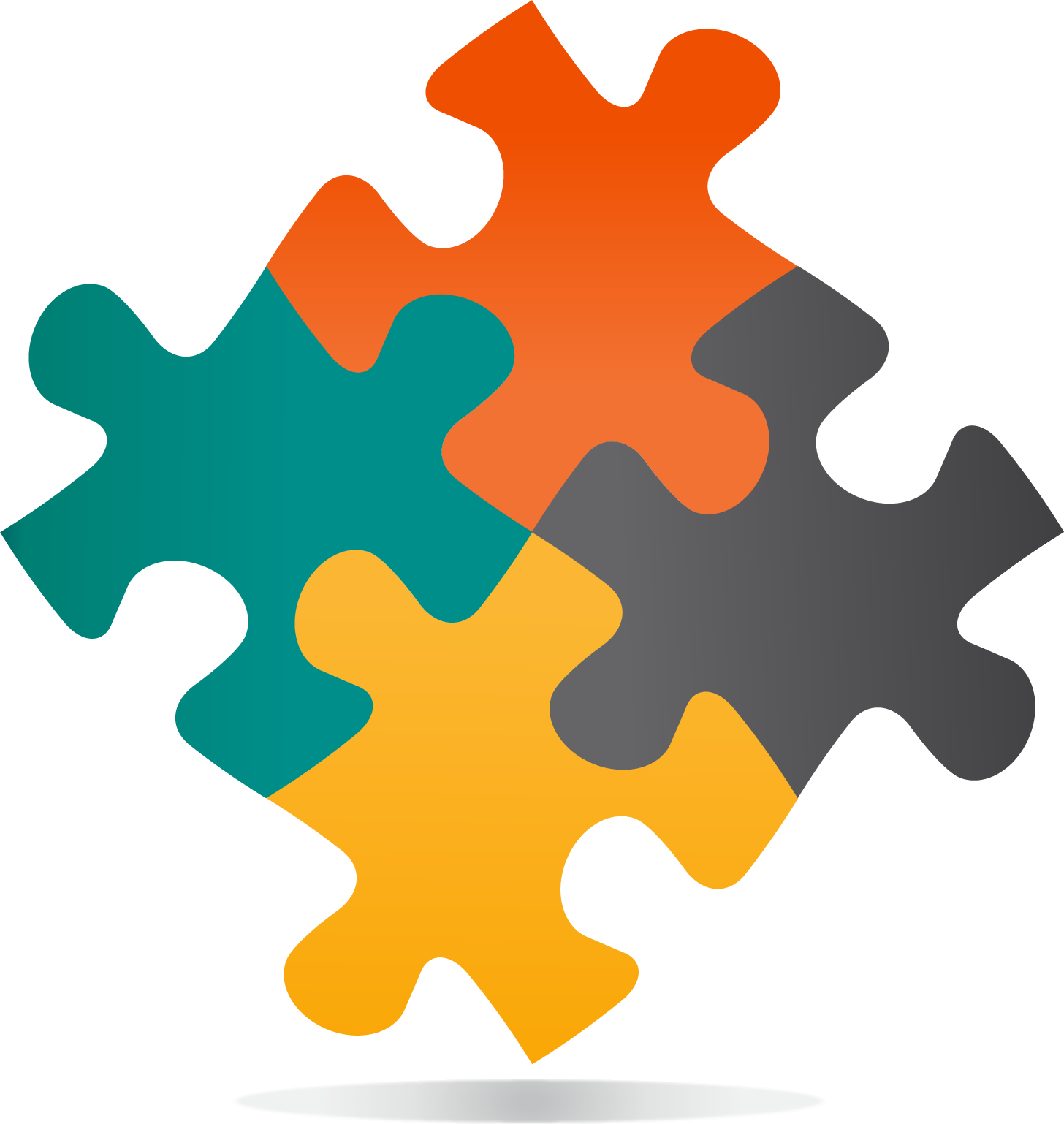 Puzzle png. Strength vector black