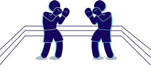 Strength clipart rivalry. Industry competition porter s