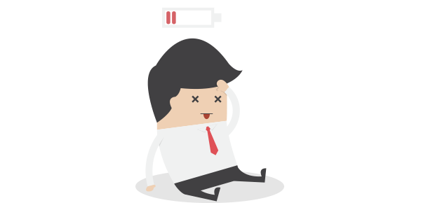 Confused clipart adversity. Signs of employee