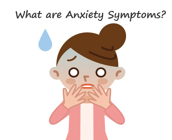 Anxiety clipart tensed. Disorder symptoms signs of
