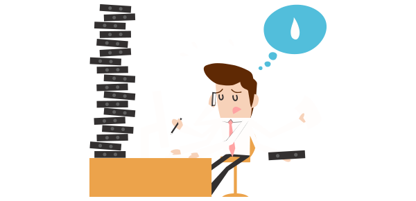Working clipart work pressure. Stressors at how to