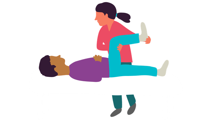 Stretching clipart regular exercise. Assistive devices and orthotics