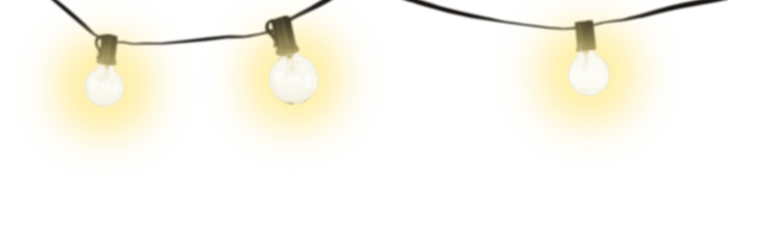 String lights clipart png. Download christmas photo toppng