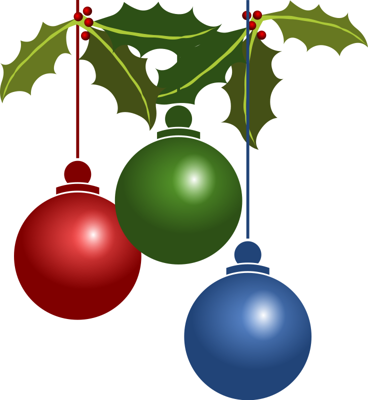 String of christmas ornaments png. Tree animations and graphics
