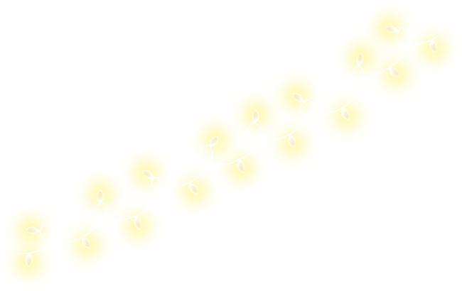 String of lights png. Line symmetry angle point