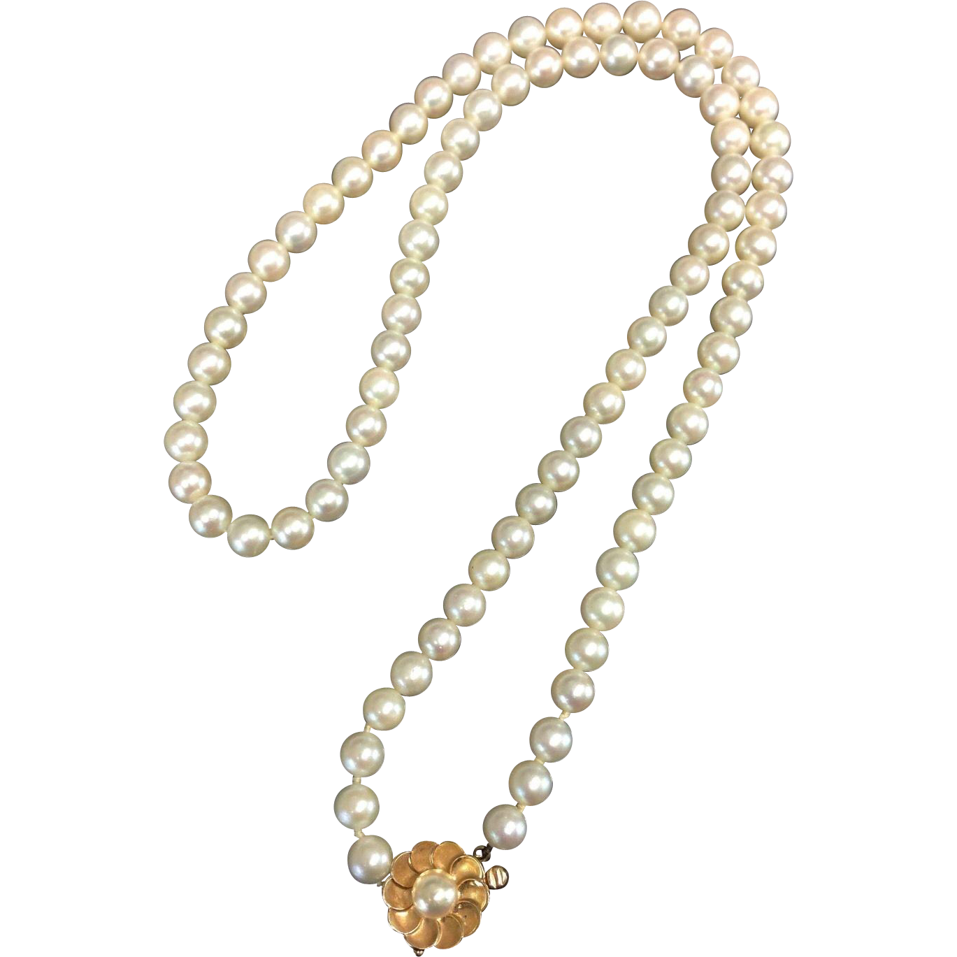 Beautiful k karat gold. Transparent pearls large clip black and white library