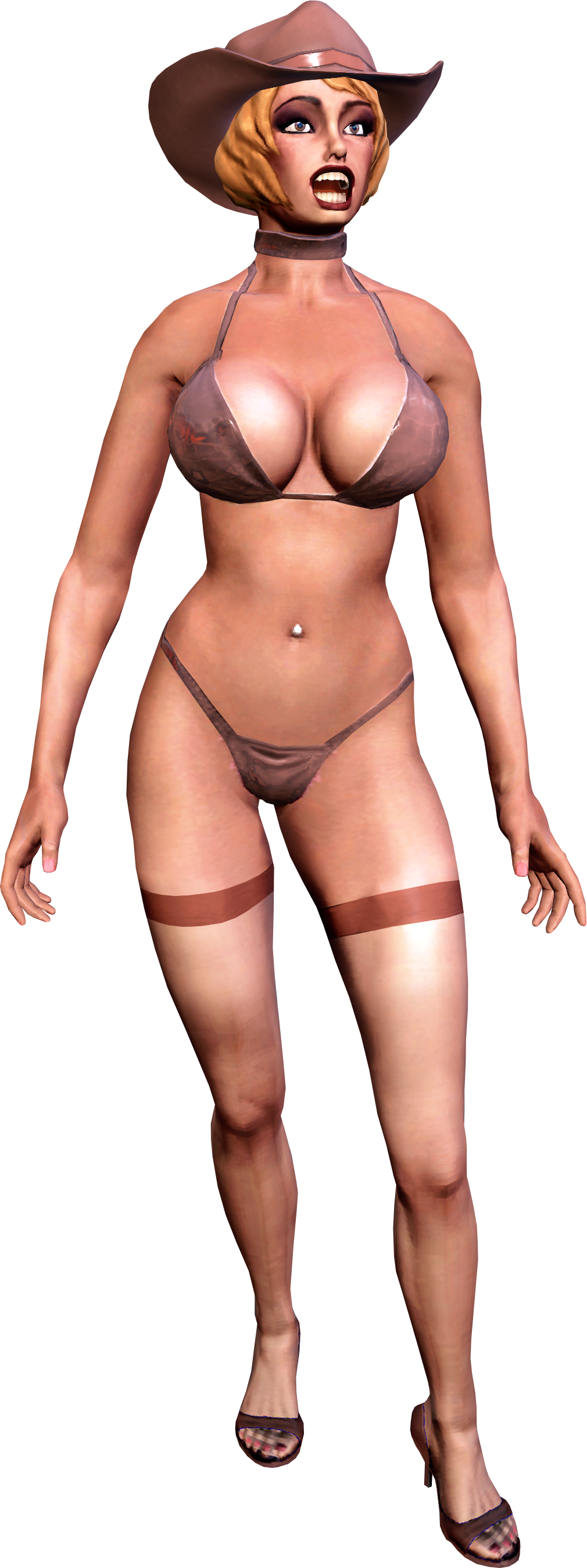 Stripper girl png. Image standing saints row