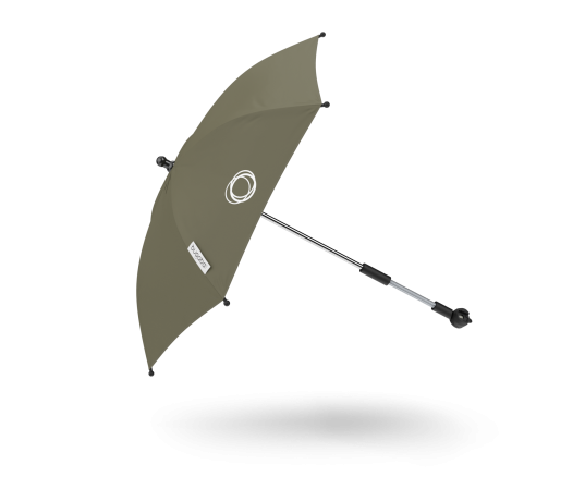 Stroller clip umbrella. Bugaboo parasol accessories com