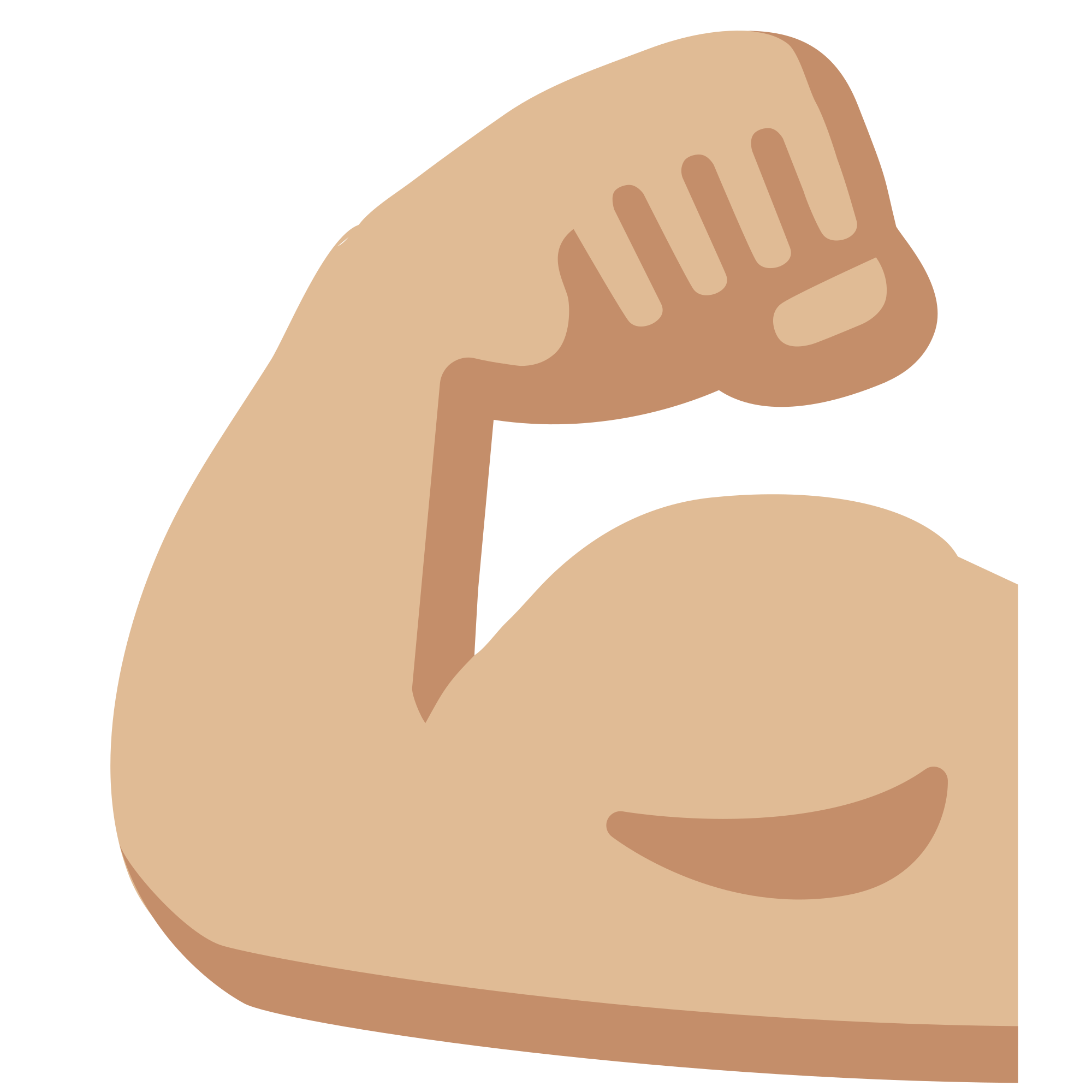 Biceps drawing ripped arm. Muscle png image purepng