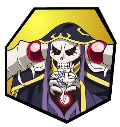 Strong clipart heavy light. Guild master of ainz