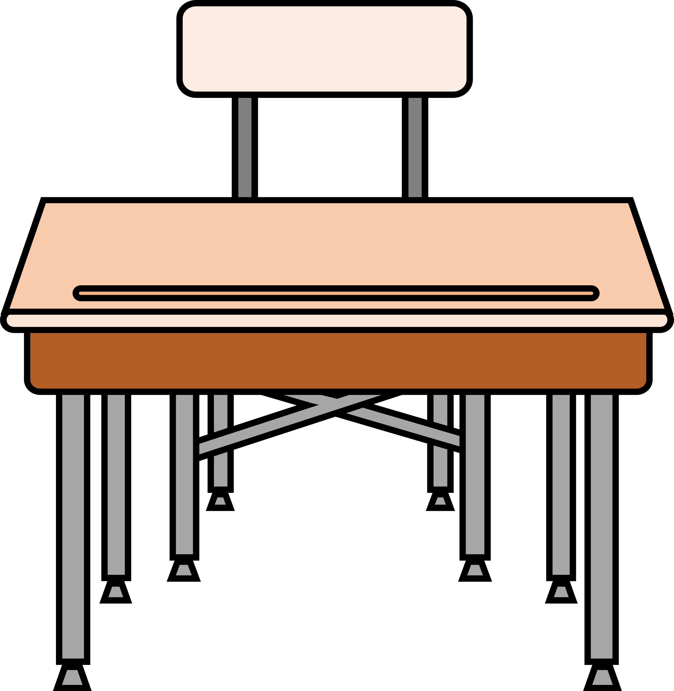 Student desk png. Empty s icons free