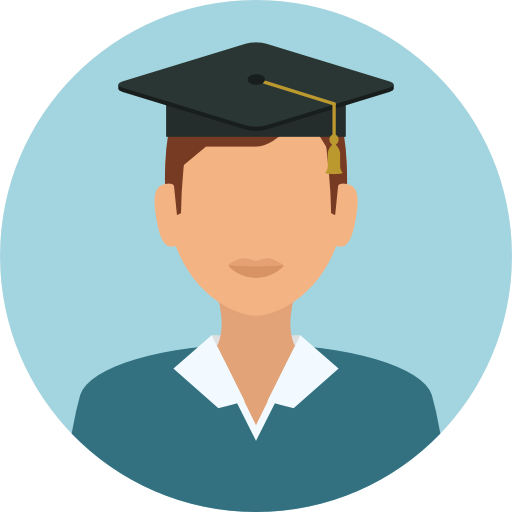 Student icon png. Page svg