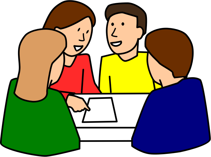 Student working png. Collection of together