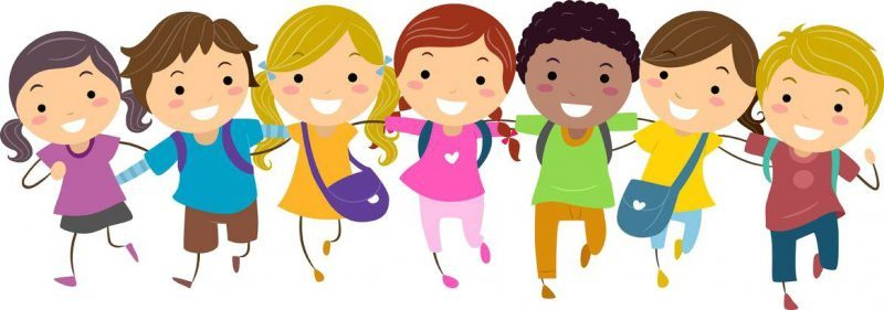 Students clipart walking. Walk more in four