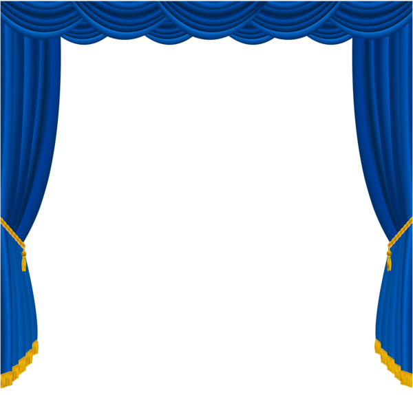 Png background images free. Curtain clipart blue curtain clip art download