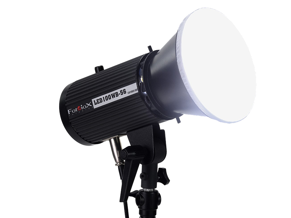 Studio light png. Fotodiox launches flicker free
