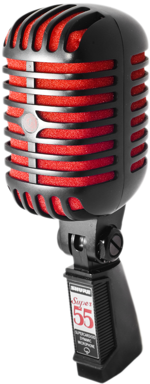 Studio mic png. Microphone for singing welcome