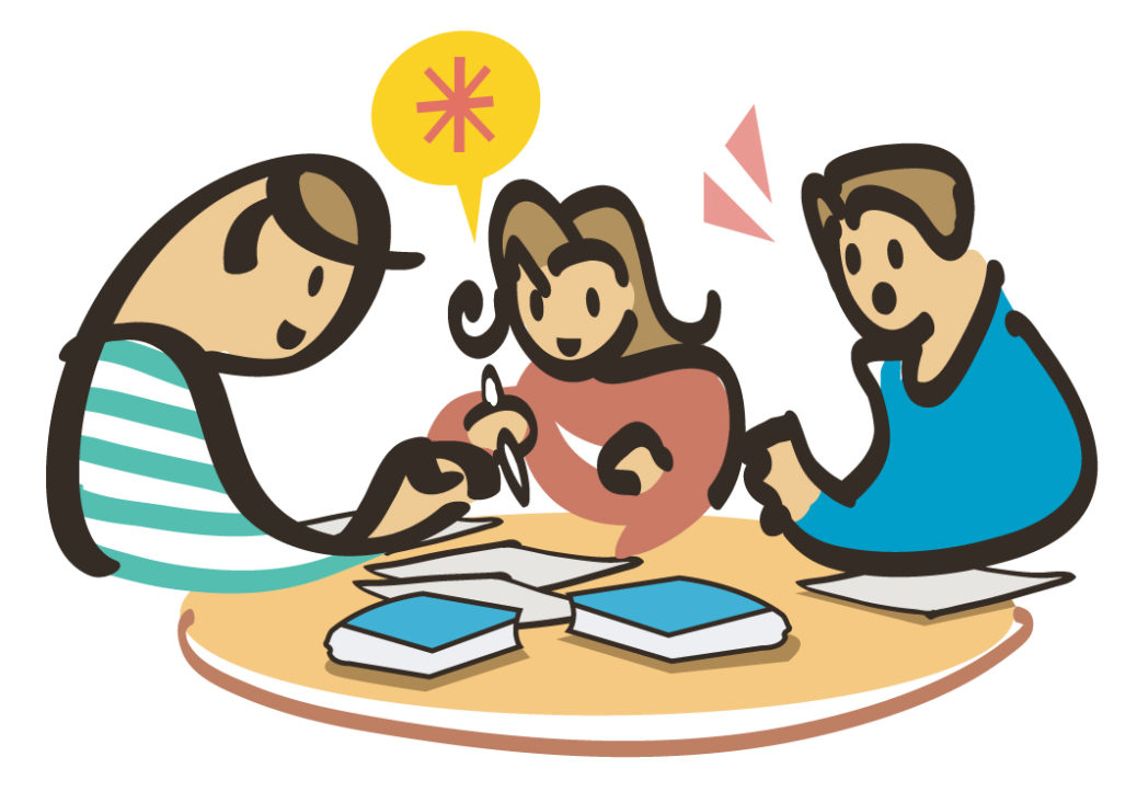 Study clipart study group. Exams how to start
