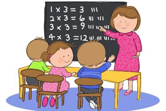 Helping with older brother. Study clipart study math clip black and white stock