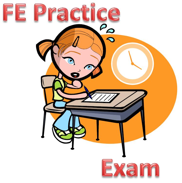 Test clipart test preparation. Fundamentals of engineering fe