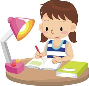 Studying clipart study english. Pascucci patricia reading and