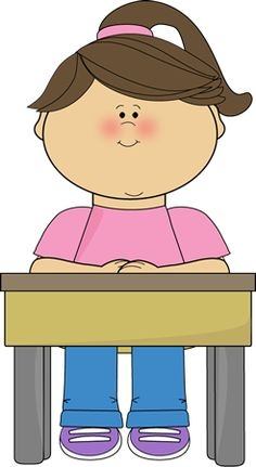 Studying clipart well behaved. Photos coloring page for