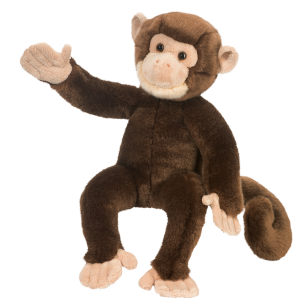 Stuffed animal png. Schylling sock monkey walmart