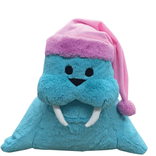 Stuffed animal png. Walrus iscream picture of