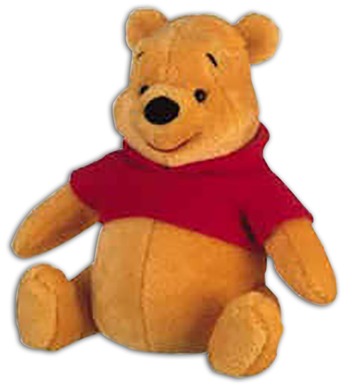 Stuffed animal png. Cuddly collectibles disney winnie