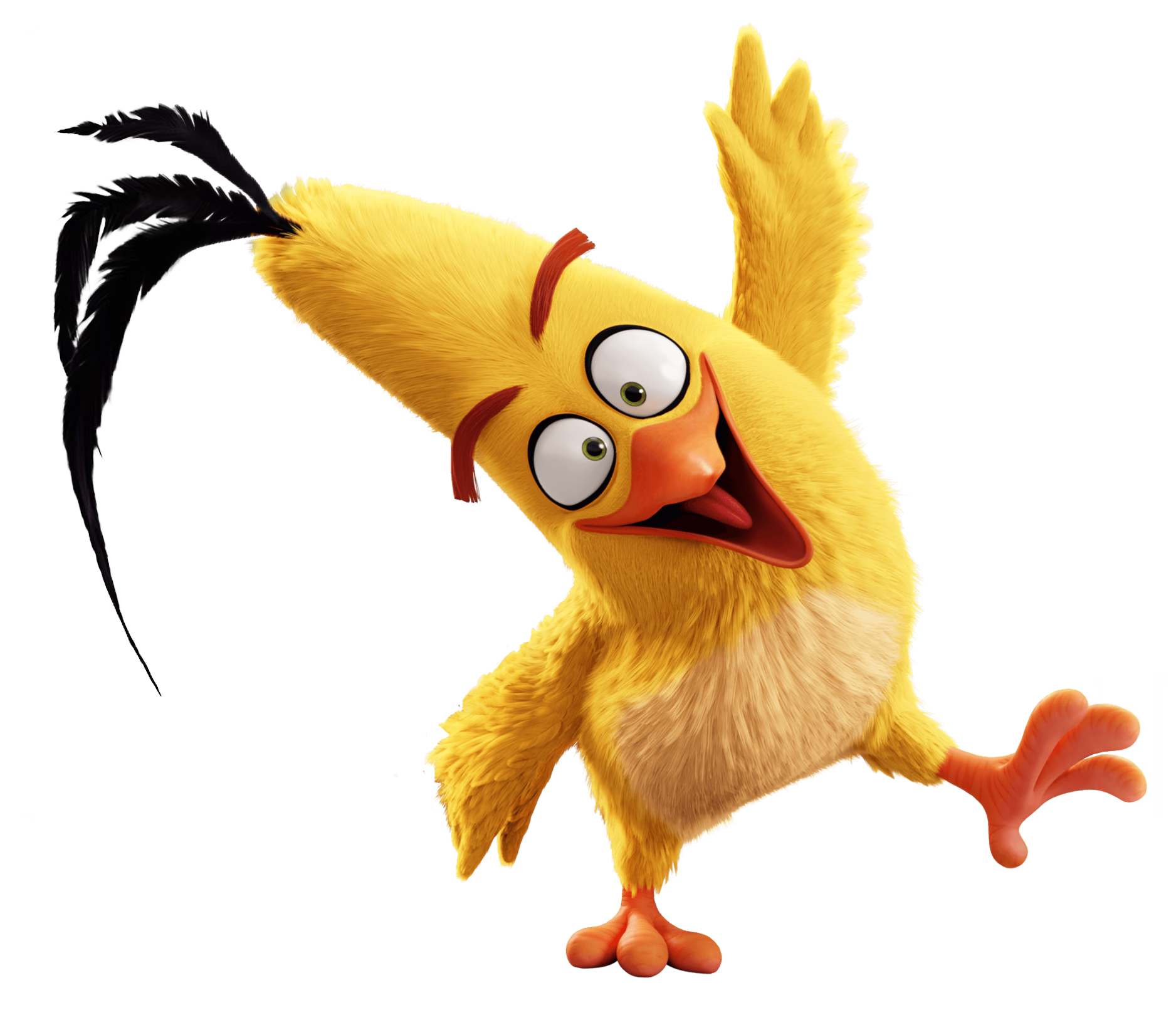 Angry birds movie png. The chuck transparent image