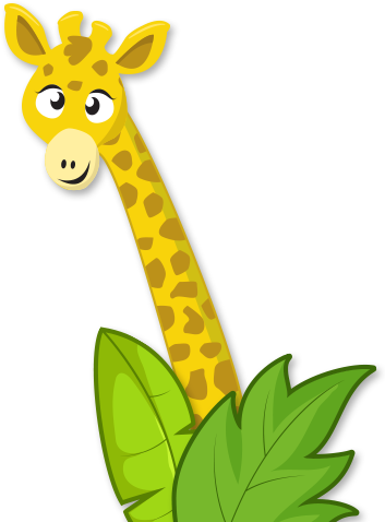 Stuffed clipart stuffed giraffe. Lil lucky the chocolate
