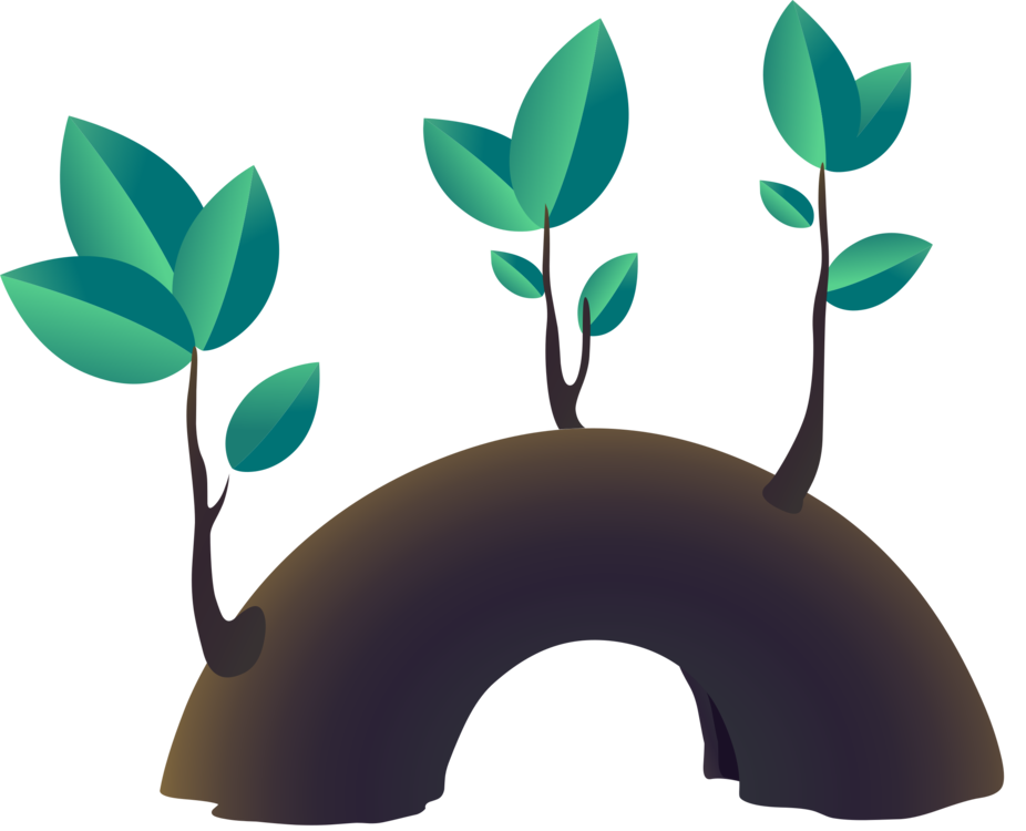 Stump clipart root. Tree branch leaf free