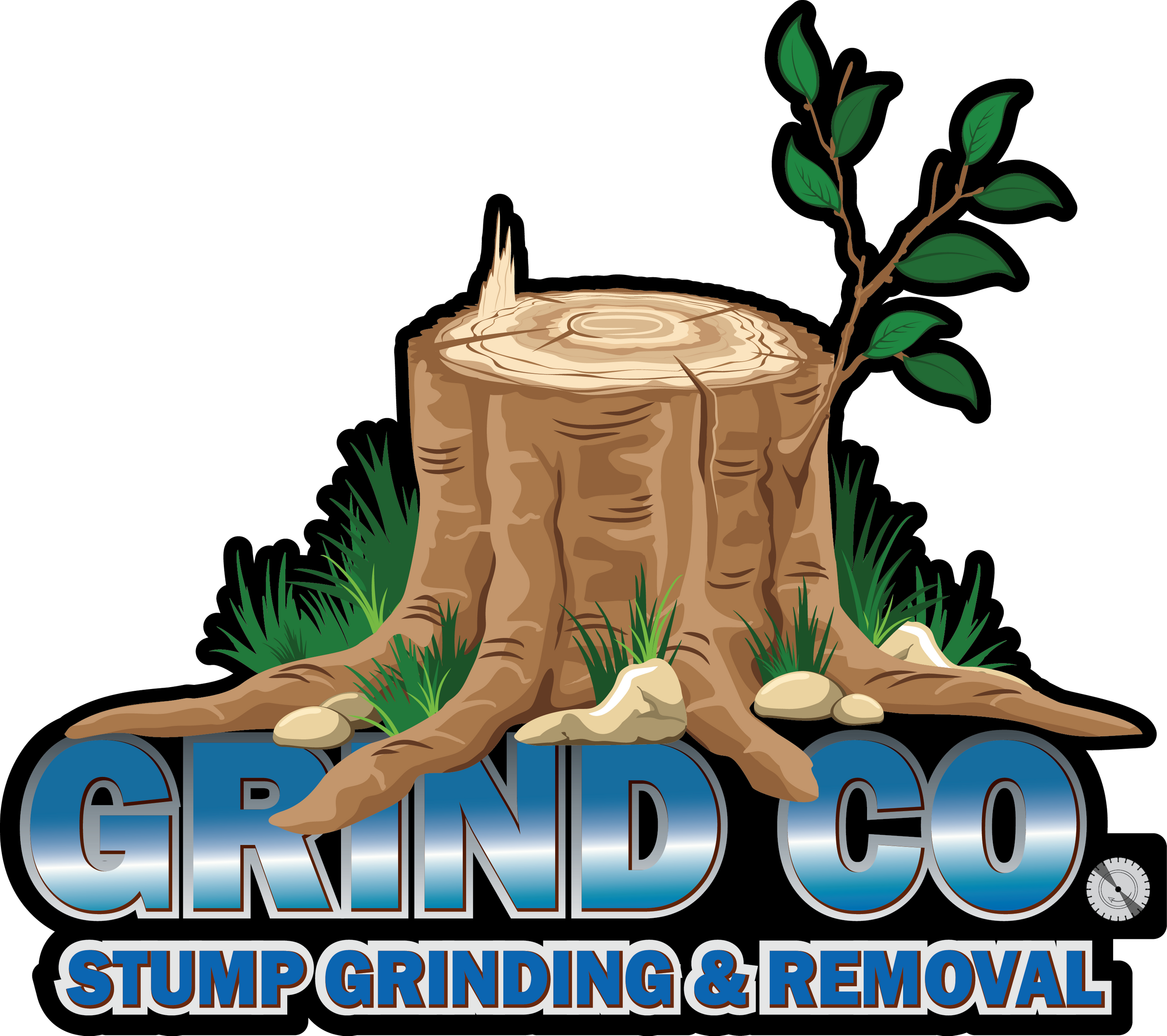 Stump clipart root. Grinding removal in fort
