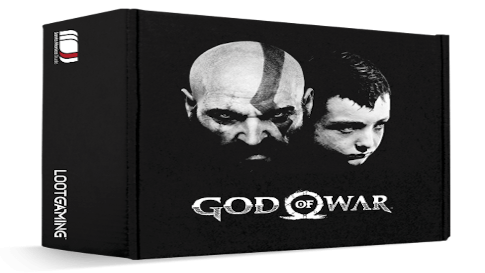 Stupid loot crate items png image. Limited edition god of
