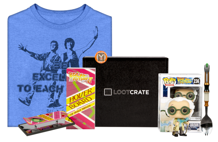 Stupid loot crate items png image. Monthly subscription boxes for