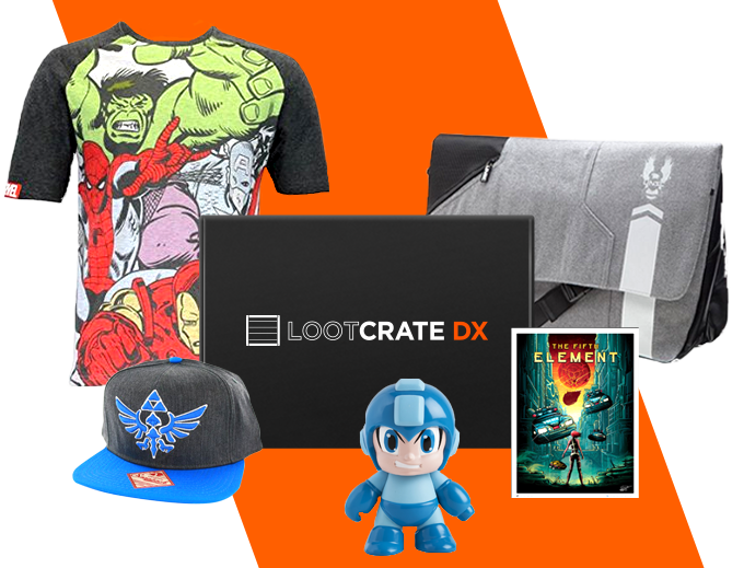 Stupid loot crate items png image. Dx aims to take
