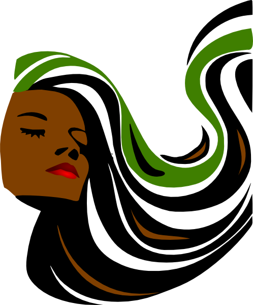 Stylist clipart salon model. Hair png hd transparent