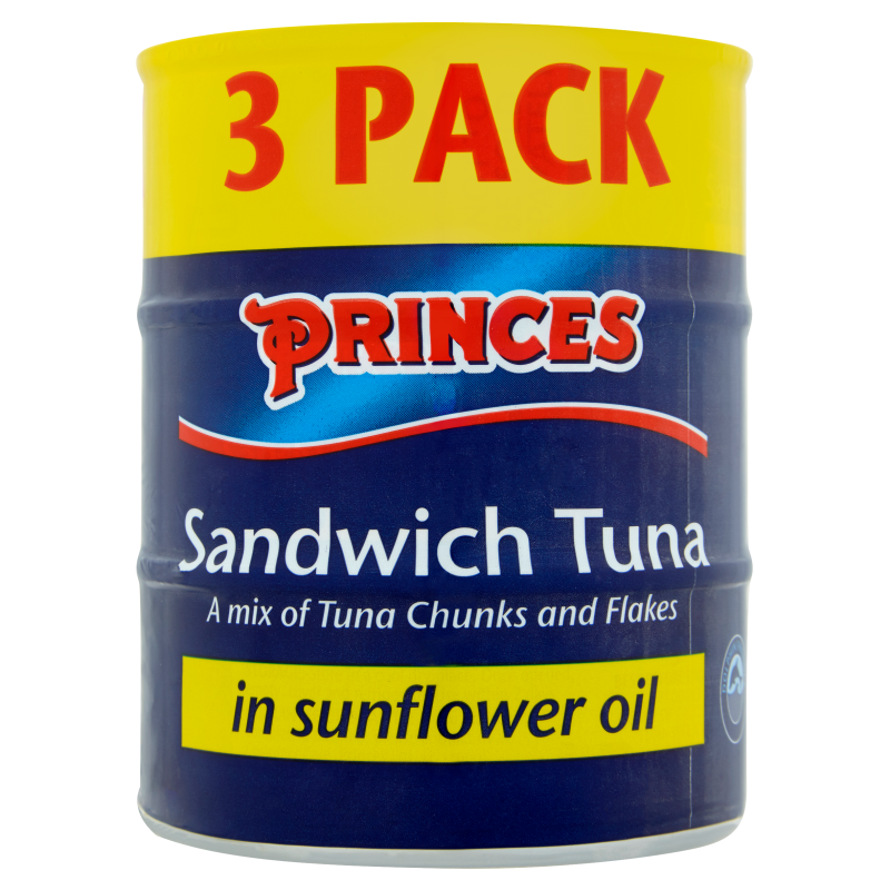 Vector sandwich tuna. In sunflower oil