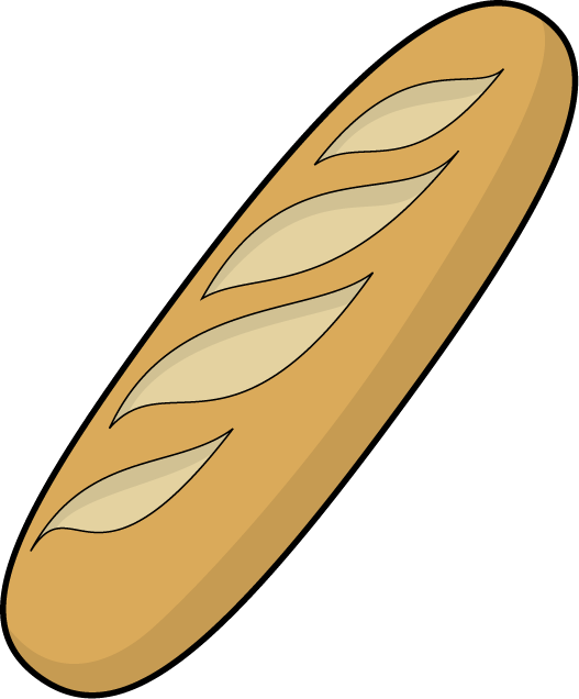 Sub vector baguette sandwich. Collection of free bred